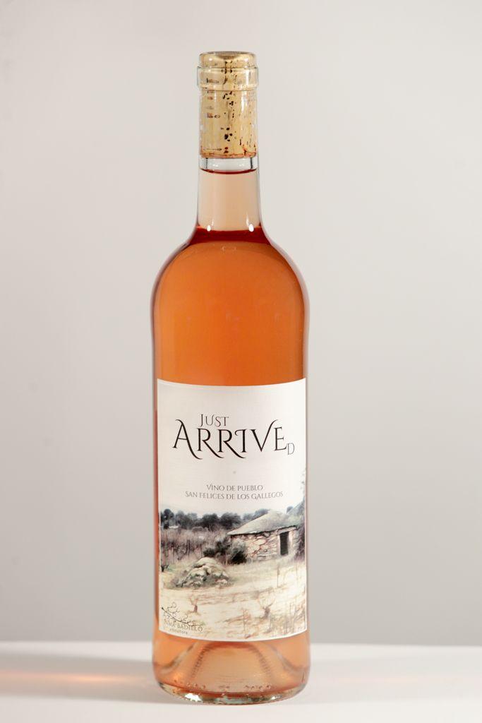 vino arrive