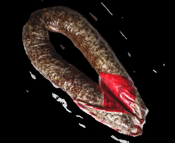 Longaniza de chorizo ibérica de bellota