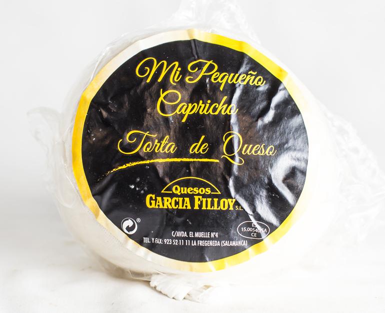 Torta de queso Filloy