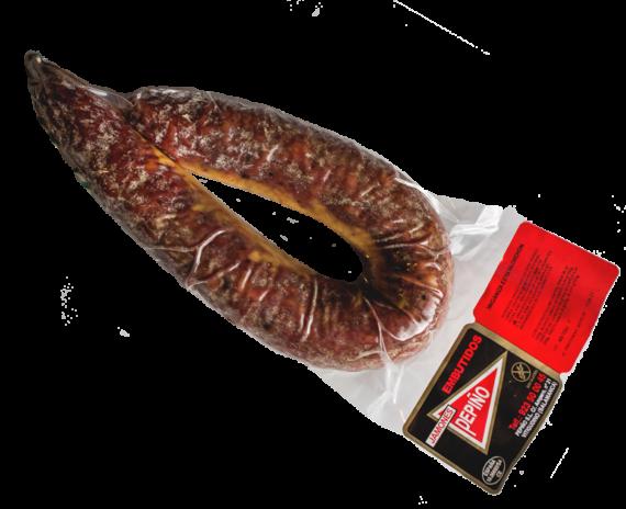 Longaniza salchichón extra Pepiño