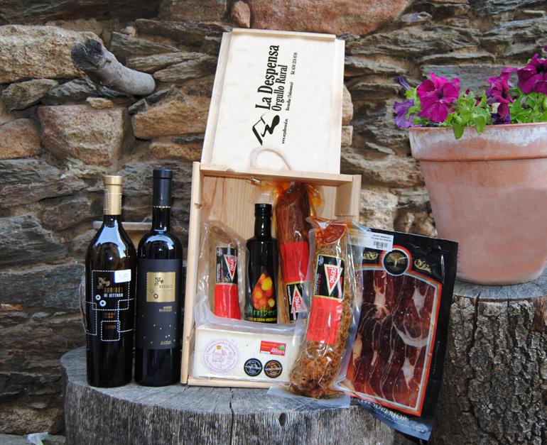 Caja regalo Ibérica