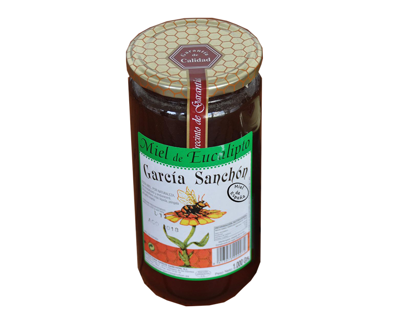 Miel de eucalipto